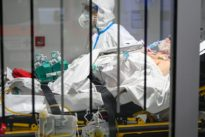 Kampf gegen das Coronavirus: Intensivmediziner fordern zentrale Verteilung von Patienten