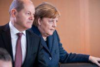 Corona-Epidemie: Deutsche mit Krisenmanagement der Koalition zufrieden