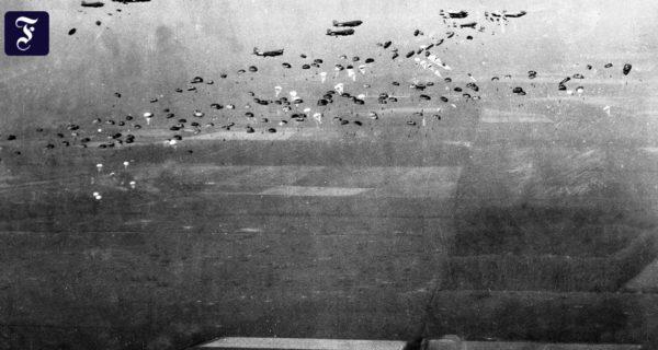 Die letzten Kriegswochen: Die Rheinfront löst sich auf