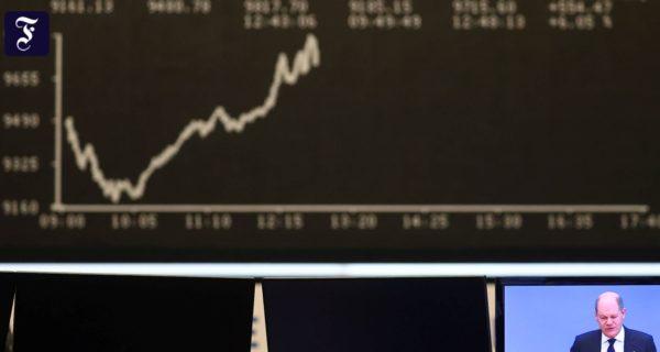 Kampftag für den Dax: Politik verhilft Börsen zu Erholung