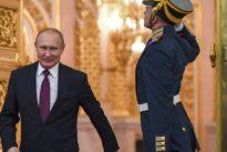 """Putin sieht sich nicht als Zar: """"Ich arbeite jeden Tag, ich herrsche nicht"""""""