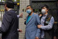 Festnahme von Aktivisten: Polizei in Hongkong geht gegen Demokratiebewegung vor