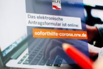 Corona-Soforthilfen: Webseite von NRW-Wirtschaftsministerium gefälscht