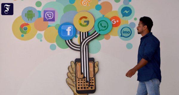 Beteiligung an Jio: Facebook investiert Milliarden in sein Indiengeschäft