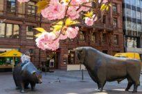 Hoffnung auf Notenbanken: Deutscher Aktienmarkt eröffnet fester