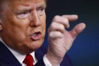 Trump und sein Krisenstab: Der Präsident im Zickzackkurs