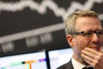 Hoffnung an der Börse: Dax schließt über 10.000 Punkten