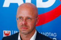Nach Partei-Rauswurf: Kalbitz bleibt in der Brandenburger AfD-Landtagsfraktion