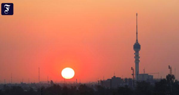 Irak: Rakete nahe amerikanischer Botschaft in Bagdad eingeschlagen