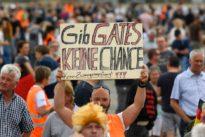 Corona-Demonstrationen: Kein Wasser auf die Mühlen der Verschwörungstheoretiker