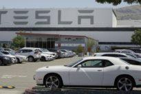 Protest in der Corona-Krise: Elon Musk startet Tesla-Produktion, obwohl er das nicht darf