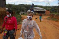 """Indigene Völker: """"Wir sind in Gefahr"""""""
