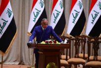 Irak: Machtkampf beendet: Parlament stimmt neuem Regierungschef zu