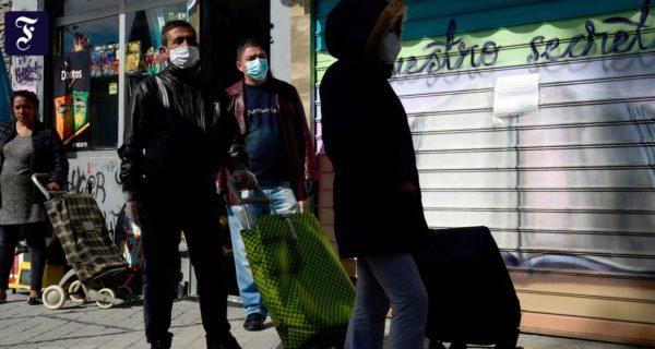 Lockerungen in Spanien: Madrid und Barcelona müssen warten
