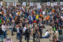 Häufung von Verstößen: Polizei geht schärfer gegen Corona-Demonstrationen vor