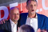 Die Partei im Griff: Hauen und Stechen in der AfD